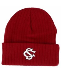 Top Of The World South Carolina Gamecocks Campus Cuff Knit Hat Cardinal Red
