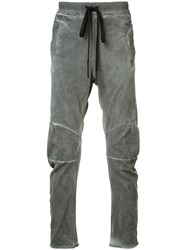 Lost And Found Ria Dunn Slit Pockets Sweatpants Grey