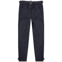 J.W.Anderson Jw Anderson Garment Dyed Army Trouser Blue