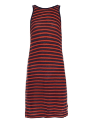 Alexander Wang Striped Sleeveless Tank Dress