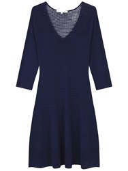 Gerard Darel Adele Dress Blue