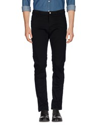 Poeme Bohemien Casual Pants Black