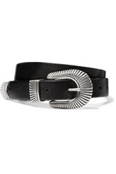 Andersons Anderson's Leather Belt Black