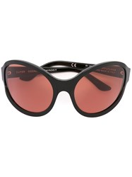 Gosha Rubchinskiy Super Sunglasses Pink Purple