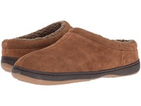 Tempur Pedic Arlow Chestnut Men's Slippers Brown