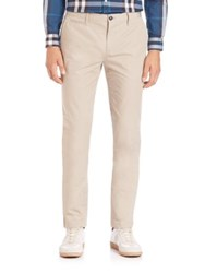 Burberry Slim Fit Chino Pants