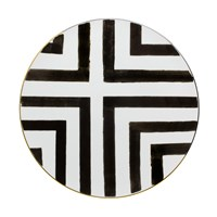 Christian Lacroix Sol Y Sombra Charger Plate