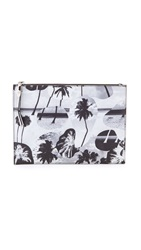 Opening Ceremony Printed Lyo Large Pouch