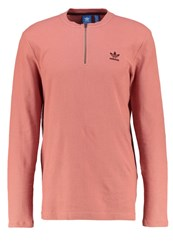 Adidas Originals Long Sleeved Top Rawpin Mottled Pink