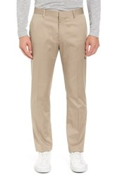 Bonobos Men's Big And Tall 'Weekday Warriors' Non Iron Slim Fit Cotton Chinos Wednesday Tans