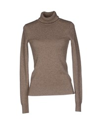 Ralph Lauren Knitwear Turtlenecks Women Sand