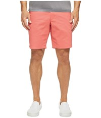 Dockers Premium Broken In Chino Straight Fit Shorts Coral Sunset Men's Shorts Orange