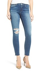 Joe's Jeans Women's Flawless Icon Destroyed Ankle Skinny Tinley