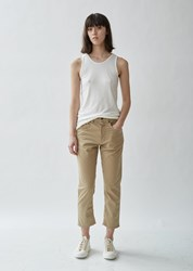 6397 Shorty Jeans Khaki