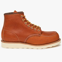 Red Wing Shoes Moc Toe Boot Oro Legacy