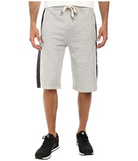 Eleven Paris Gorma Shorts Grey Chine Men's Shorts Gray