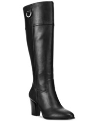 Alfani Women's Carcha Boots Only At Macy's Women's Shoes Black