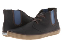 Tretorn Ken Boot Wax Charcoal Men's Lace Up Casual Shoes Gray