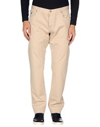 Henry Cotton's Casual Pants Sand