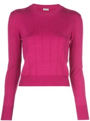 Rachel Comey Ribbed Knit Jumper 60