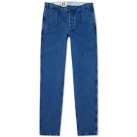 Bleu De Paname Swedish Pant Blue