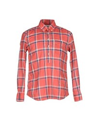 Remi Relief Shirts Shirts Men Red