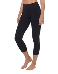 Mpg Cropped Leggings Black