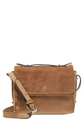 Pepe Jeans Falcon Across Body Bag Tan Brown