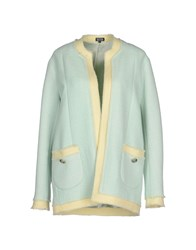 Meadham Kirchhoff Suits And Jackets Blazers Women Light Green