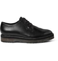 Saturdays Surf Nyc Ali Leather Derby Shoes Black