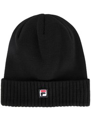 Fila Knitted Beanie Black