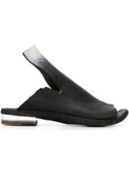 Officine Creative 'Idra' Sliders Black