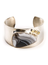 Kelly Wearstler 'Savoy' Cuff Metallic