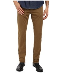 Mavi Jeans Jake Tapered Fit In Mocca Colored Denim Mocca Colored Denim Men's Brown