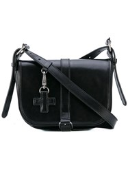 A.F.Vandevorst Saddle Crossbody Bag Women Leather One Size Black