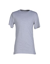 Altamont Topwear T Shirts Men Light Grey