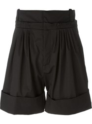 J.W.Anderson J.W. Anderson Pleated Shorts Black