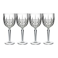 Waterford Marquis Brady Goblets Set Of 4