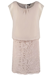 Comma Cocktail Dress Party Dress Champagner Gold