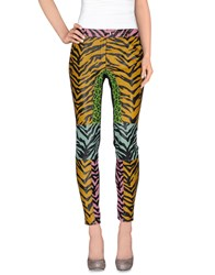 Moschino Cheap And Chic Moschino Cheapandchic Trousers Casual Trousers Women Ocher