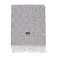 Gant Graf Throw Grey