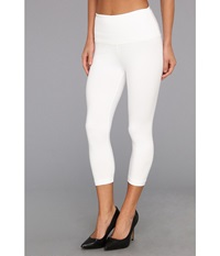 Lysse Cotton Capri 1215 White Women's Capri