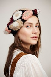 Free People Womens Gigi Crochet Beret