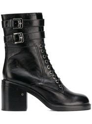 Laurence Dacade Pilar Ankle Boots Black