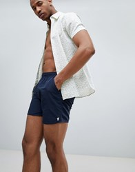 French Connection Swim Shorts Blue