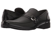 Steve Madden Santer Black Men's Slip On Shoes
