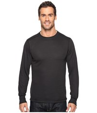 Carhartt Base Force Extremes Weather Crew Neck Black Men's Long Sleeve Pullover