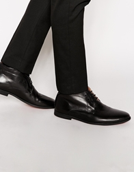 Frank Wright Reid Short Boots Black