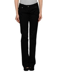 Patrizia Pepe Denim Pants Black
