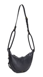 Jerome Dreyfuss Small Willy Hobo Bag Noir